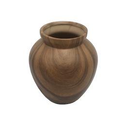 "6"" Woodgrain Ceramic Vase by Ashland® | Michaels Stores"