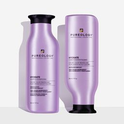 Hydrate Shampoo & Conditioner Duo For Dry Colored Hair - Pureology | Pureology