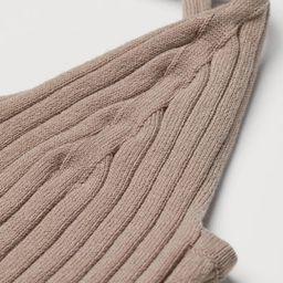 Rib-knit Crop Top | H&M (US)