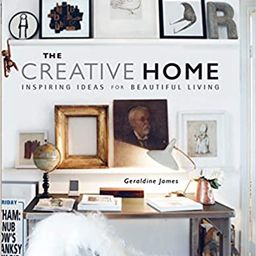 The Creative Home: Inspiring ideas for beautiful living    Hardcover – September 20, 2016 | Amazon (US)