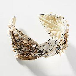 NamJosh Pyramid Embellished Headband   Anthropologie (US)
