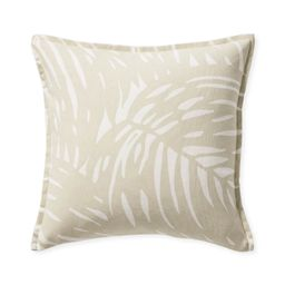 Palm Pillow Cover | Serena and Lily