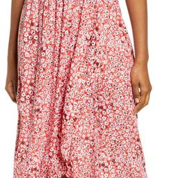 Cheyenne Off the Shoulder Cover-Up Maxi Dress | Nordstrom