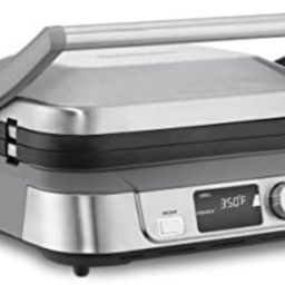 Cuisinart Electric Griddler, Stainless Steel | Amazon (US)