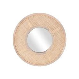 Round Cane Mirror | Megan Molten