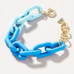 Resin Link Bracelet   Anthropologie (US)