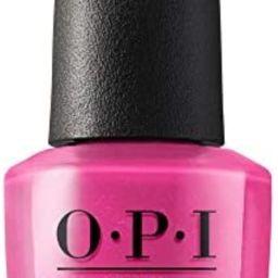 OPI Nail Polish, Hot Pinks & Dark Pinks, Nail Lacquer and Infinite Shine Long-Wear Formula, 0.5 f... | Amazon (US)