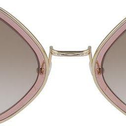 Mod Rectangle 55mm Sunglasses | Nordstrom Rack