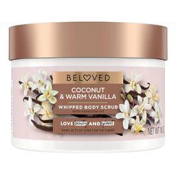 Beloved Coconut & Warm Vanilla Body Scrub - 10oz | Target