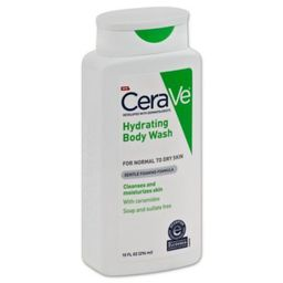 CeraVe® 10 fl. oz. Hydrating Body Wash for Normal to Dry Skin | Bed Bath & Beyond | Bed Bath & Beyond