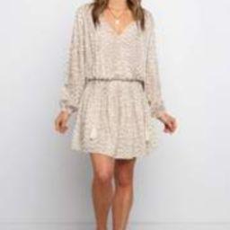 Lizzie Dress - Beige | Petal & Pup (US)
