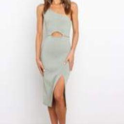 Stassie Dress - Sage | Petal & Pup (US)