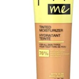 Maybelline Fit Me Tinted Moisturizer, Fresh Feel, Natural Coverage, 12H Hydration, Evens Skin Ton... | Amazon (US)