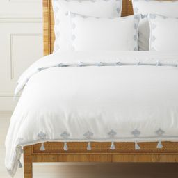 Brookside Duvet Cover   Serena and Lily