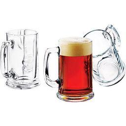 Libbey 15-oz. Brewmaster Beer Mugs, Set of 6   Walmart (US)