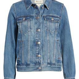 Classic Jean Jacket | Nordstrom
