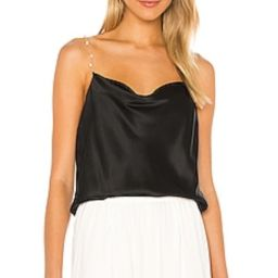 CAMI NYC The Busy Cami in Black from Revolve.com   Revolve Clothing (Global)