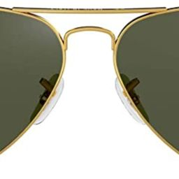 Ray-Ban Rb3025 Classic Aviator Sunglasses   Amazon (US)