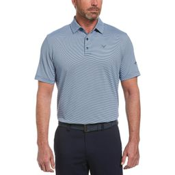 Callaway Men's Pro Spin Fine Line Stripe Golf Polo Shirt                                         ... | Academy Sports + Outdoor Affiliate