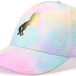 accsa Kids Trucker Hat Girls Baseball Cap Youth Cute Unicorn Toddler Adjustable Snapback Cap for ...   Amazon (US)