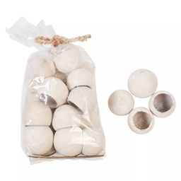 """13.5"""" x 5"""" Set of 20 Dried Natural Bell Cup - 3R Studios   Target"""