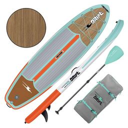 Drift Inflatable 10FT 8IN Paddle Board   Walmart (US)