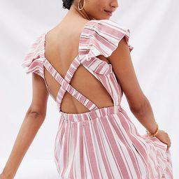 Striped Maxi Dress | Anthropologie (US)