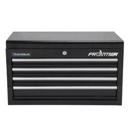 Frontier 26-inch 4 Drawer Top Tool Chest, Tool Organizer, Black, Steel Tool Box   Walmart (US)