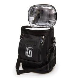 PGA Tour 10 Can Insulated Cooler Bag, Black   Walmart (US)