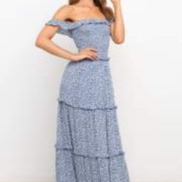 Flemington Dress - Blue   Petal & Pup (US)