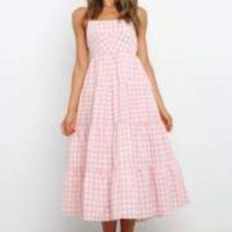 Caia Dress - Pink   Petal & Pup (US)