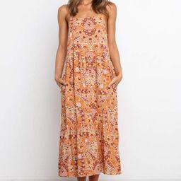 Jovie Dress - Orange   Petal & Pup (AU)