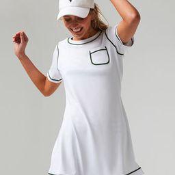 White Sport Dress   Tuckernuck (US)