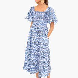 Sky Trellis Lolita Long Dress   Tuckernuck (US)