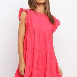 Amarah Dress - Coral | Petal & Pup (US)