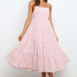 Caia Dress - Pink | Petal & Pup (US)