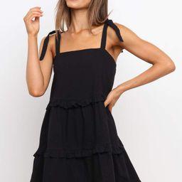 Chez Dress - Black | Petal & Pup (US)