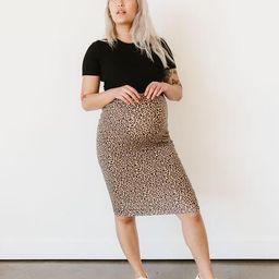 Pencil Skirt | Storq Inc