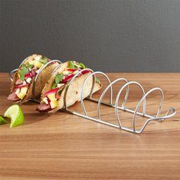Taco Rack + Reviews | Crate and Barrel | Crate & Barrel