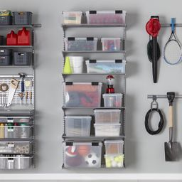 Garage Shelving | The Container Store