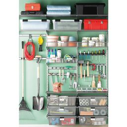 Garage Wall | The Container Store