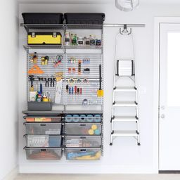 Platinum Garage How to Space | The Container Store