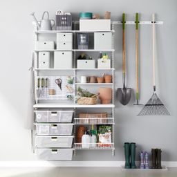 Garage & Planting Solution | The Container Store