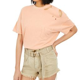 Rubi Ripped T-Shirt | Macys (US)