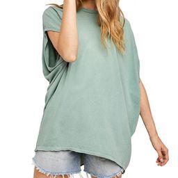 Shasta Cotton Muscle T-Shirt | Macys (US)