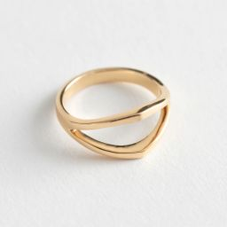 Open-Frame Ring - Gold | & Other Stories