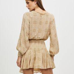 Indra Aida Long Sleeve Mini Dress | THE ICONIC (AU & NZ)