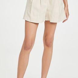 Natural Paperbag Shorts | Shopbop