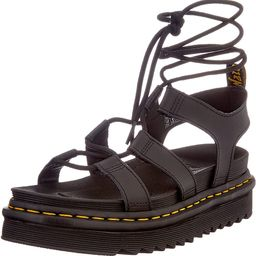 Dr. Martens Women's Gladiator with Ankle-tie Sandal   Amazon (US)