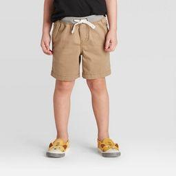 Toddler Boys' Chino Shorts - Cat & Jack™   Target